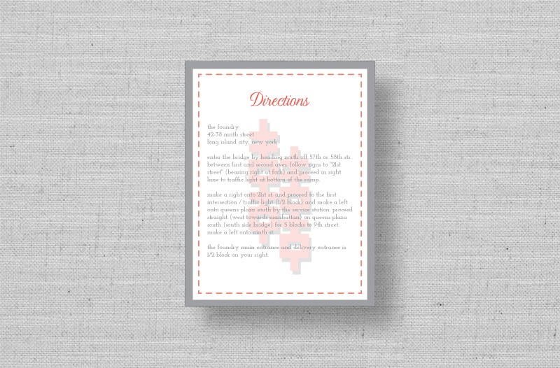 double happiness wedding information cards