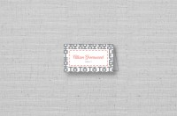 double happiness placecards